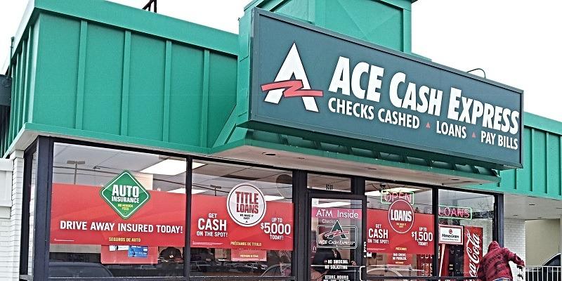 Ace Cash Express Promotion