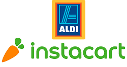 Aldi Instacart Delivery Promotion: Extra $10 Off First 3 Orders $35+