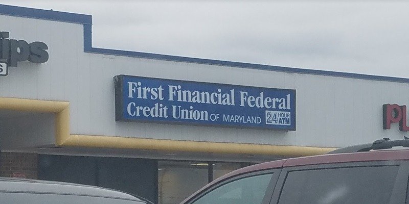 First Financial of Maryland Federal Credit Union Promotion