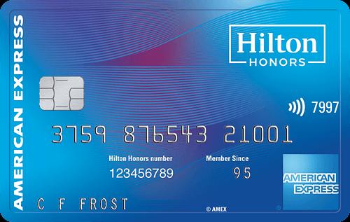 Hilton honors card from american express review 75000 hilton hilton honors card from american express summary colourmoves