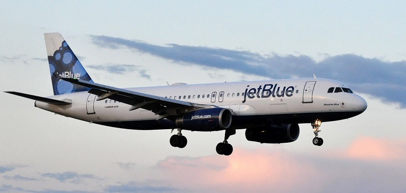 JetBlue Card 10,000 Bonus Points ($130 Value)