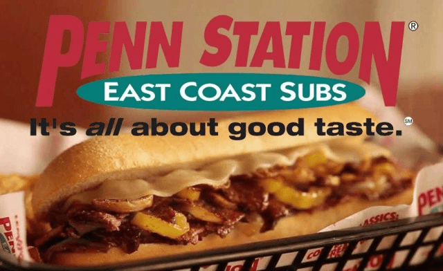 Penn station subs coupons