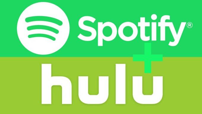 Resultado de imagen para spotify and hulu