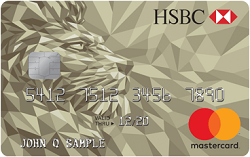 HSBC Gold Mastercard credit card Review: No Annual Fee