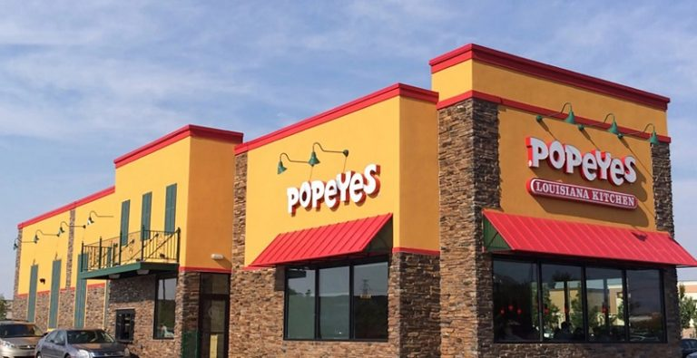 Find the latest deals and promotions for Popeyes here on HMB