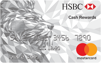 HSBC Cash Rewards Mastercard Review - $150 Cash Bonus + No Annual Fee