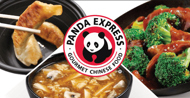 Panda express promotion free small entree with online for Asian cuisine express