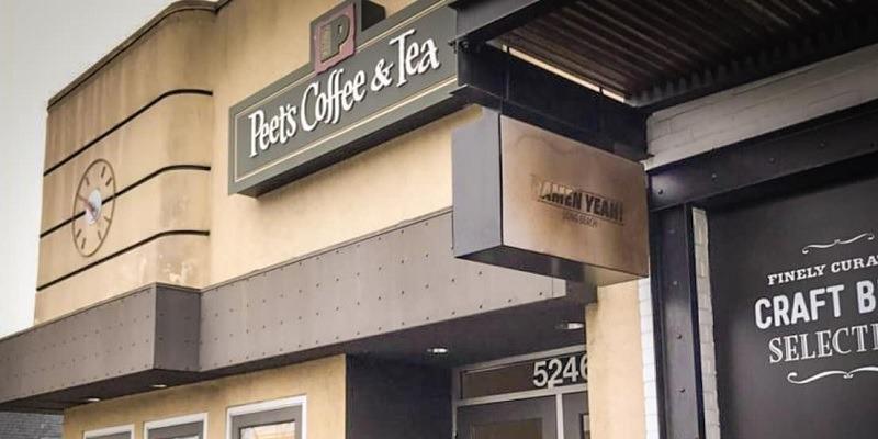 Peet's Coffee promotion