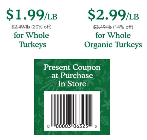 Amazon prime coupons for whole foods