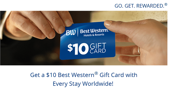 How Can The Best Western Travel Card Be Redeemed