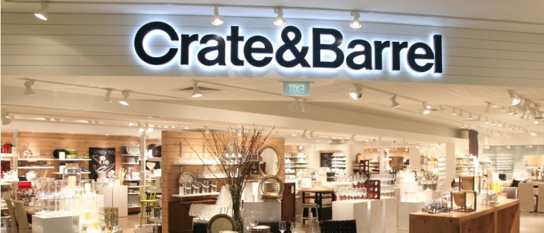 A GiftRocket gift card with suggested use at Crate & Barrel is a delightful digital cash present for friends, family, and co-workers. It's the perfect last minute online gift for a .