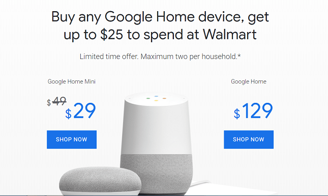 How To Link Walmart Account To Google Home