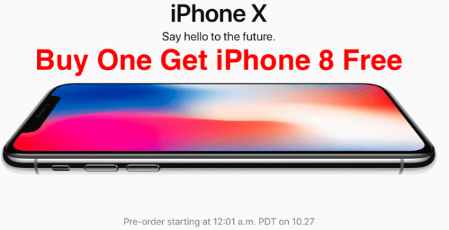 Free Iphone  Promotion