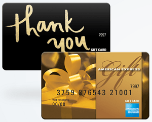 An American Express gift card is the perfect gift for anyone. Whether it is consumer gift cards or business gift cards they are sure to please. There are no fees after a purchase, your card is refundable if lost or stolen, and the gift card does not expire%().