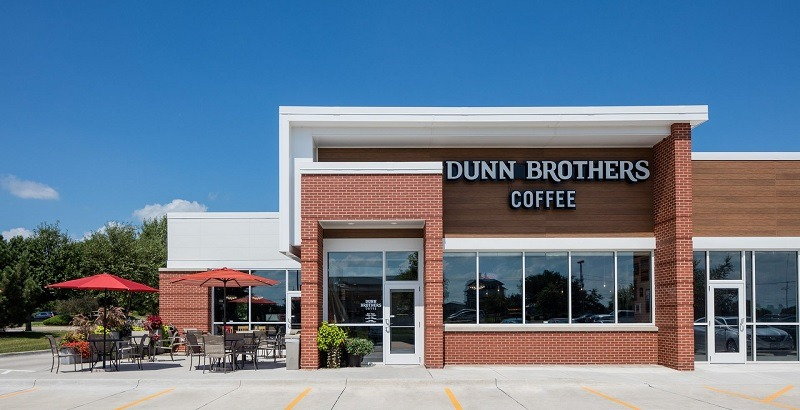 Dunn Brothers Coffee Storefront