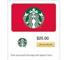 amazon credit starbucks gift card promo