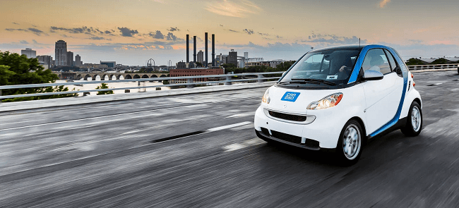 Car2go Free Credit Promotion Receive 10 Credit Select Cities