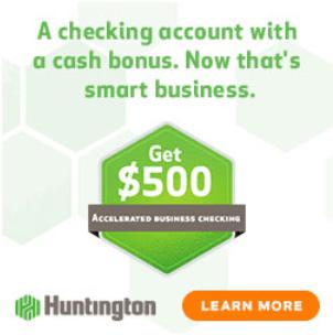 Bank account deals 2018