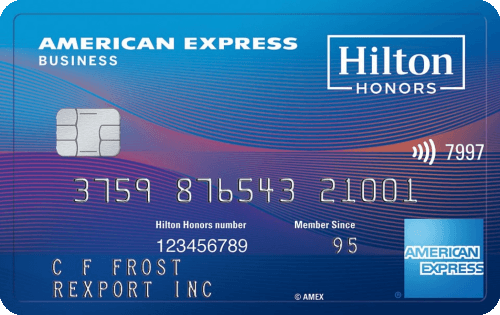 Hilton honors american express business card 100k bonus points best business credit cards reheart
