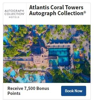 Marriott Rewards Atlantis Paradise Island Resort Promotion