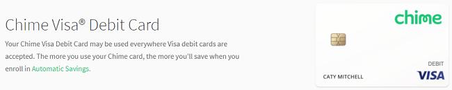 Chime Bank Review - Fee Free Mobile Banking Checking Savings