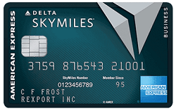 Delta reserve for business credit card promotion earn 70k miles the delta reserve for business credit card from american express is a great option for small business owners independent contractors alike that frequently reheart Image collections