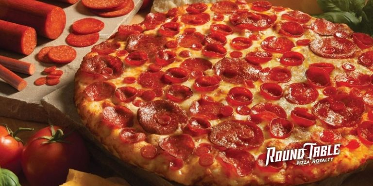 Round Table Pizza Promotions