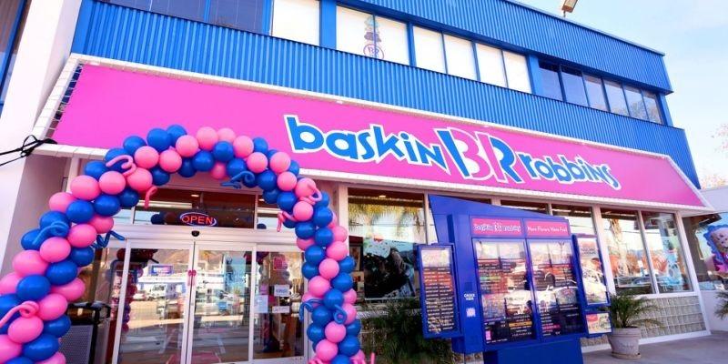 Baskin-Robbins App Promotion
