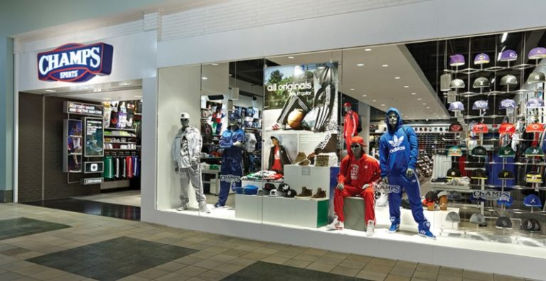 Champs Storefront