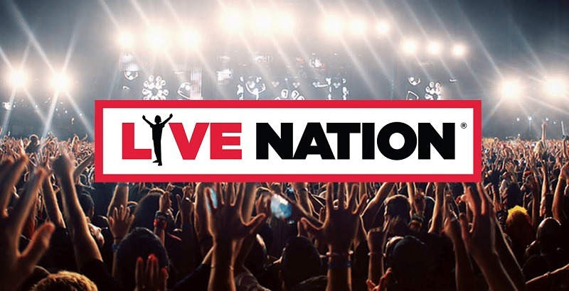 Live Nation National Concert Week Promotion