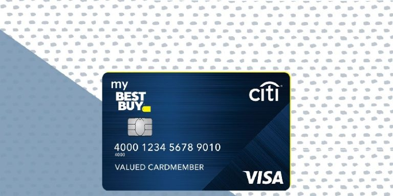 My Best Buy Credit Card Intro Photo