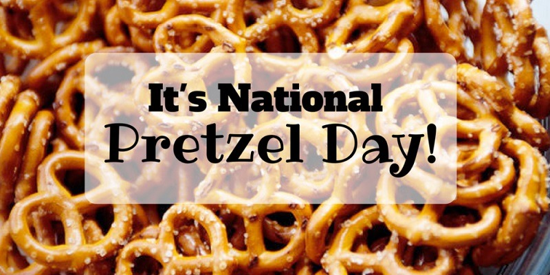 National Pretzel Day Promotions