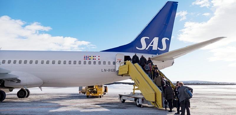 SAS EuroBonus Avis Promotion