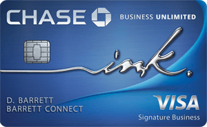 Chase Ink Business Unlimited Credit Card Review 500 Cash Bonus