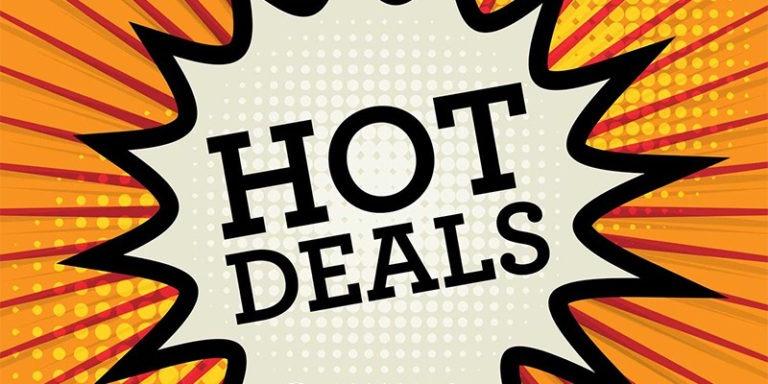 Top Ten Hot Deals