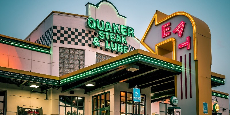 Quaker Steak & Lube Gift Card Promotion