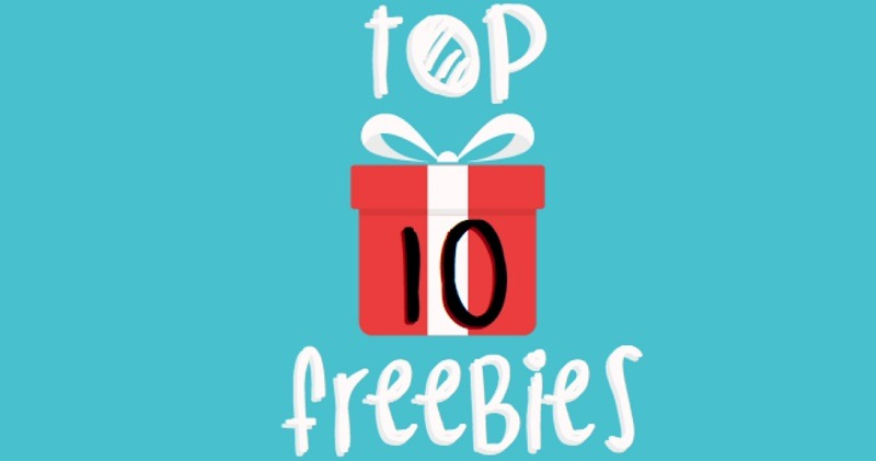 ten ten freebies