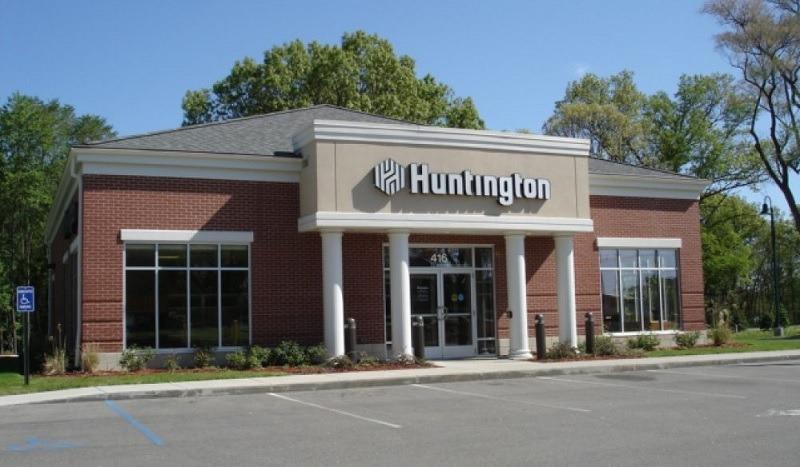 Huntington Bank Business Checking 100 account bonus promotion