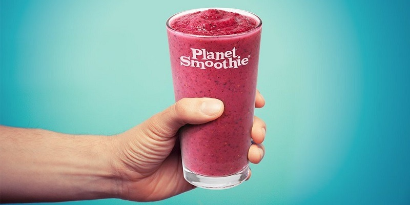 Planet Smoothie Promotion