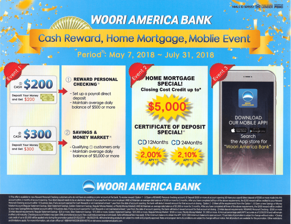 bank of america monthly deposit limit