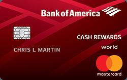 Bank Of America Cash Rewards Credit Card Promotion 150 Cash