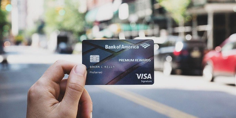 Bank of America Premium Rewards Credit Card Promotion