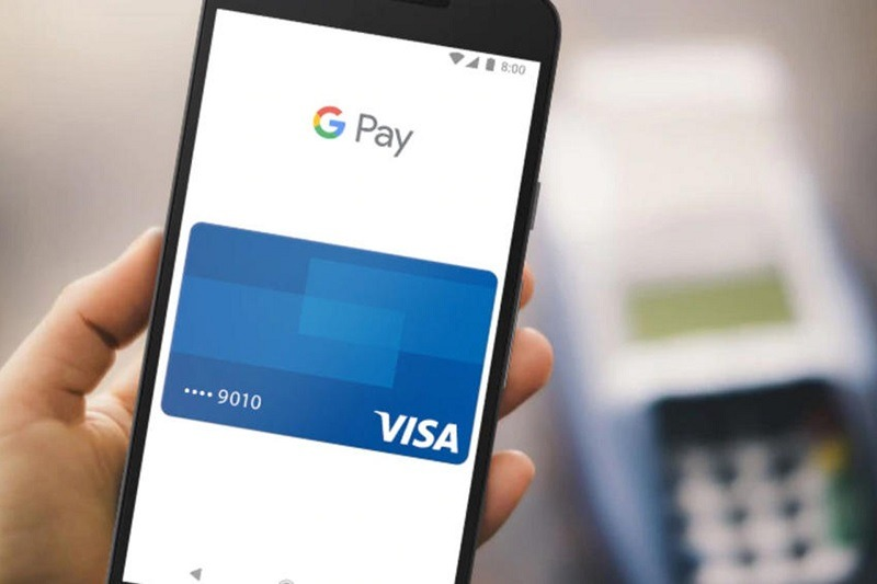 Chase Google Pay Promotion
