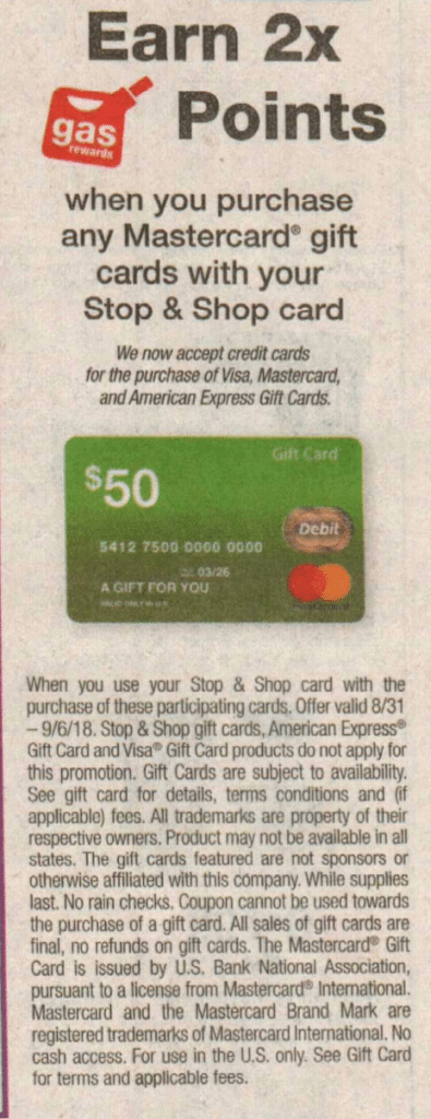 We Now Accept Credit Cards For The Purchase Of Visa Mastercard And American Express Gift