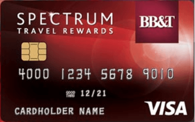 the bbt spectrum cash rewards credit card is a great travel card for you especially if you enjoy flexible rewards you can use for cash back - Travel Rewards Credit Card