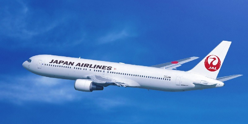Japan Airlines Intro Photo