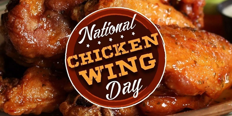 National Chicken Wing Day Promotions