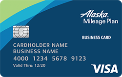 Bank of america alaska airlines visa business card promotion 30000 are you looking for a travel related credit card the bank of america alaska airlines visa business card is a great card for all things related to alaska reheart Images