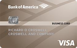 Bank of america platinum visa business credit card promotion 200 the bank of america platinum visa business credit card is a straightforward business card offers a relatively low interest rate for cardholders with reheart Gallery