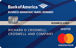 Bank of america business advantage travel rewards world mastercard looking for a travel rewards credit card the bank of america business advantage travel rewards world mastercard credit card would be a great option for you colourmoves